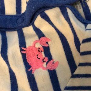 Carter's Pajamas - Pair of 9 month boys pajamas